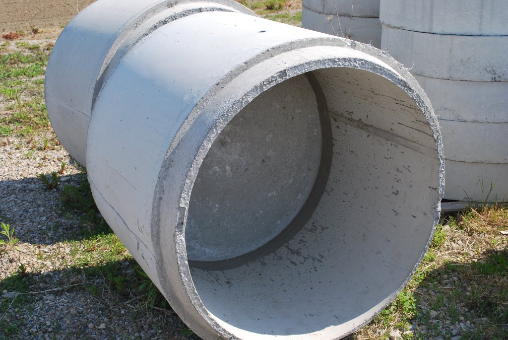 Concrete Well Lids For Wells : Well tile babcock supply limited southwestern ontario